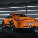 "Porsche Boxster S Design Edition Car Poster Print on 10 mil Archival Satin Paper 16"" x 12"""