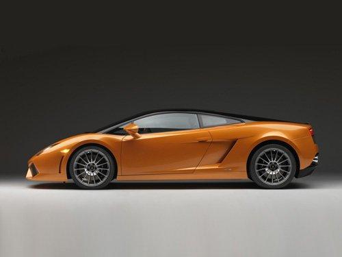 "Lamborghini Gallardo LP560-4 Bicolore Car Poster Print on 10 mil Archival Satin Paper 20"" x 15"""