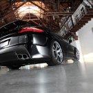 "Porsche Panamera TechArt GrandGT Carbon Kit Car Poster Print on 10 mil Archival Satin Paper 20""x15"""