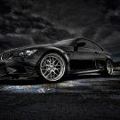 "BMW 3 Series Car Poster Print on 10 mil Archival Satin Paper 16"" x 12"""