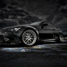 "BMW 3 Series Car Poster Print on 10 mil Archival Satin Paper 26"" x 16"""