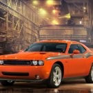 "Dodge Challenger RT Car Poster Print on 10 mil Archival Satin Paper 16"" x 12"""