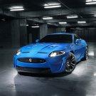 "Jaguar XKR-S 2012 Car Poster Print on 10 mil Archival Satin Paper 16"" x 12"""