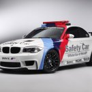 "BMW M Coupe MotoGP Safety Car Poster Print on 10 mil Archival Satin Paper 16"" x 12"""
