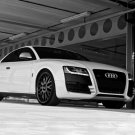 """Audi Project Kahn A5 Coupe Sport Car Poster Print on 10 mil Archival Satin Paper 20"""" x 15"""""""