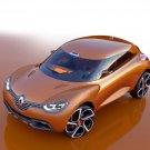 "Renault Captur Concept Car Poster Print on 10 mil Archival Satin Paper 20"" x 15"""