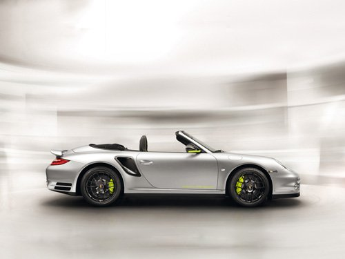 "Porsche 911 Turbo S Edition 918 Spyder Car Poster Print on 10 mil Archival Satin Paper 20"" x 15"""
