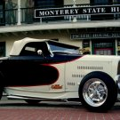 "Ford Roadster (1932) Custom Car Poster Print on 10 mil Archival Satin Paper 18"" x 12"""