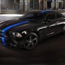 "Dodge Charger Mopar Edition Car Poster Print on 10 mil Archival Satin Paper 16"" x 12"""