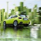 "Subaru XV Concept Car Poster Print on 10 mil Archival Satin Paper 20"" x 15"""
