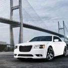 "Chrysler 300 SRT8 Sedan Car Poster Print on 10 mil Archival Satin Paper 20"" x 15"""