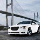 """Chrysler 300 SRT8 Sedan Car Poster Print on 10 mil Archival Satin Paper 26"""" x 16"""""""