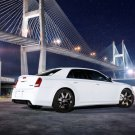 "Chrysler 300 SRT8 Sedan Car Poster Print on 10 mil Archival Satin Paper 26"" x 16"""