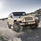 """Jeep Wrangler Mojave Car Poster Print on 10 mil Archival Satin Paper 20"""" x 15"""""""