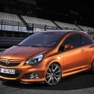 "Opel Corsa OPC Nurburgring Edition Car Poster Print on 10 mil Archival Satin Paper 16"" x 12"""
