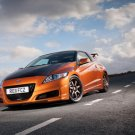 "Honda CR Z Mugen Car Poster Print on 10 mil Archival Satin Paper  16"" x 12"""