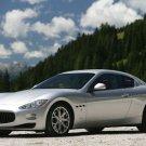 "Maserati Gran Turismo Car Poster Print on 10 mil Archival Satin Paper 24"" x 16"""