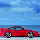 "Porsche 911 GT3 (2010) Car Poster Print on 10 mil Archival Satin Paper 24"" x 18"""