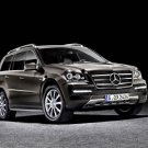 "Mercedes Benz GL-Class Grand Edition Car Poster Print on 10 mil Archival Satin Paper 16"" x 12"""
