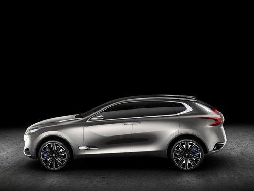 "Peugeot SXC Concept Car Poster Print on 10 mil Archival Satin Paper 20"" x 15"""