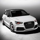 "Audi A1 Clubsport Quattro Concept Car Poster Print on 10 mil Archival Satin Paper 36"" x 24"""