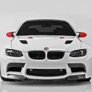"BMW Vorsteiner GTRS3 Car Poster Print on 10 mil Archival Satin Paper 16"" x 12"""