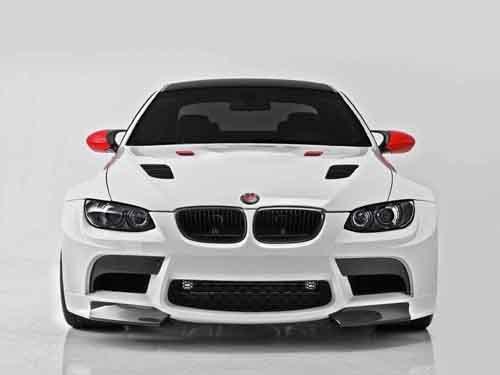 "BMW Vorsteiner GTRS3 Car Poster Print on 10 mil Archival Satin Paper 20"" x 15"""