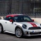 "Mini Coupe 2012 Car Poster Print on 10 mil Archival Satin Paper 24"" x 18"""