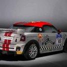 "Mini John Cooper Works Coupe Endurance Car Poster Print on 10 mil Archival Satin Paper 20"" x 15"""