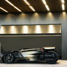 "Peugeot EX1 Concept Car Poster Print on 10 mil Archival Satin Paper 36"" x 24"""