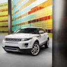 "Land Rover Range Rover Evoque 2011 Car Poster Print on 10 mil Archival Satin Paper 36"" x 24"""