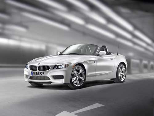 "BMW Z4 sDrive35is Car Poster Print on 10 mil Archival Satin Paper 16"" x 12"""