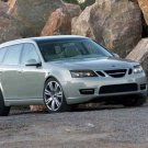 """Saab Sporthatch Concept Car Poster Print on 10 mil Archival Satin Paper 24"""" x 16"""""""
