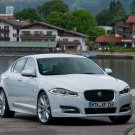 "Jaguar XF 2.2 Diesel Car Poster Print on 10 mil Archival Satin Paper 16"" x 12"""