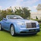 "Pininfarina Rolls-Royce Hyperion Top Down Car Poster Print on 10 mil Archival Satin Paper 24"" x 18"""