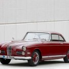 "BMW 503 Coupe Sport (1959) Car Poster Print on 10 mil Archival Satin Paper  16"" x 12"""