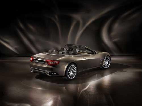 """Maserati GranCabrio Fendi Car Poster Print on 10 mil Archival Satin Paper 20"""" x 15"""""""