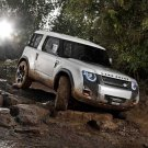 """Land Rover DC100 Concept Car Poster Print on 10 mil Archival Satin Paper 16"""" x 12"""""""