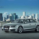"Audi S8 (2012) Car Poster Print on 10 mil Archival Satin Paper 36"" x 24"""