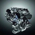 "Audi S8 4.0 Liter Engine Car Poster Print on 10 mil Archival Satin Paper 32"" x 24"""