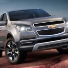 """Chevrolet Colorado Show Truck Poster Print on 10 mil Archival Satin Paper 24"""" x 18"""""""