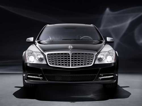 """Maybach Edition 125 Car Poster Print on 10 mil Archival Satin Paper  16"""" x 12"""""""