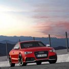 "Audi RS 5 Car Poster Print on 10 mil Archival Satin Paper 16 ""x 12"""