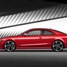 "Audi RS 5 Car Poster Print on 10 mil Archival Satin Paper 20"" x 15"""