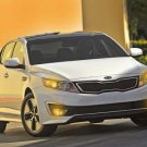 "Kia Optima Hybrid Car Poster Print on 10 mil Archival Satin Paper 16"" x 12"""