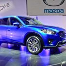 "Mazda CX-5 Car Poster Print on 10 mil Archival Satin Paper 16"" x 12"""