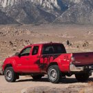 "Toyota Tacoma TRD T/X Baja Limited Edition Truck Poster Print on 10 mil Archival Satin Paper 20""x15"""
