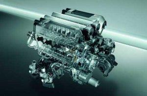 "Bugatti Veyron 16.4 Engine Car Poster Print on 10 mil Archival Satin Paper 36"" x 24"""