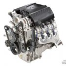 "Chevrolet SSR 5.3L V8 LM4 Engine Car Poster Print on 10 mil Archival Satin Paper 32"" x 24"""