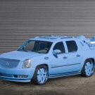 """Cadillac Escalade EXT Dub Car Poster Print on 10 mil Archival Satin Paper 24"""" x 18"""""""